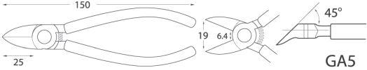 GA5 Seitenschneider Schaubild 2